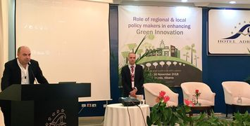 3rd MED Green Growth Transnational Event Durres